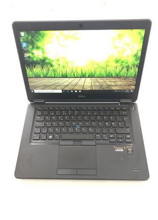 Dell Latitude E7450/14FHD IPS/i5-5300u/8Gb/128ssd/IntelHD-1Gb/4G