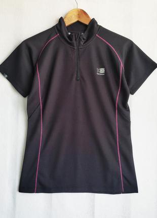 Термо футболка для спорта karrimor
