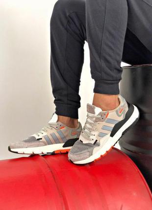Стильные кроссовки 😍 adidas nite jogger😍