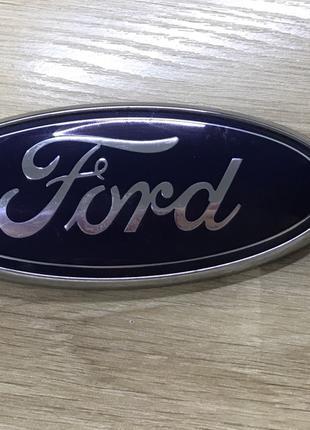Эмблема Ford задней двери багажника Ford Escape Kuga MK2 14-16