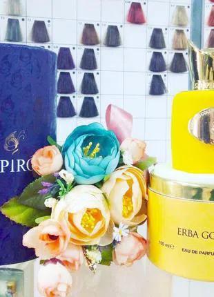 Sospiro Erba Gold_Оригинал Eau de Parfum 5 мл_затест парфюм