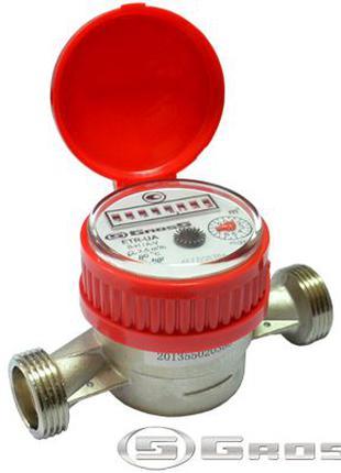 Одноструйные счётчики холодной и горячей воды ETR - UA DN15/110
