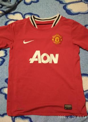 Футболка fc manchester united