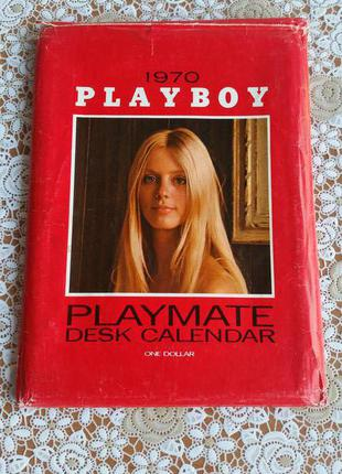 "Календар ""PLAYBOY"" 1970 року"