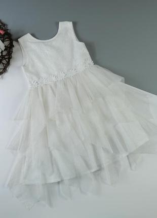 Платье на 4-5 лет/110 см