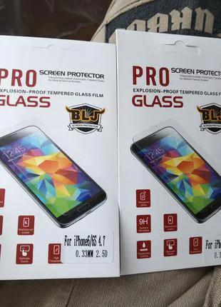 Защитное стекло Iphone 5 5s 5se 6 6s 7