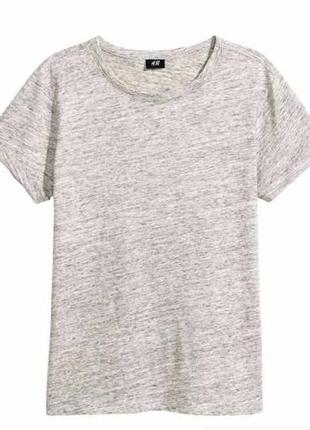 Большая мужская футболка майка h&m оригинал