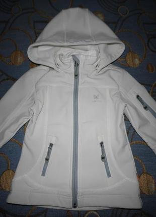Куртка ветровка рост 104