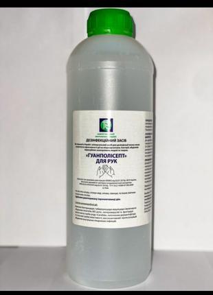 Дезинфектор, антисептик для рук и поверхностей 1л,5 л