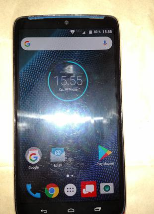 "Смартфон Motorola Droid Turbo XT1254 5.2"" 21мп 32гб 3900 мАч RED"