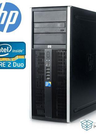 Cупер Цена! Компьютер HP 8000 E8400(3.0GHz)8Gb-DDR3/250Gb,Розн...