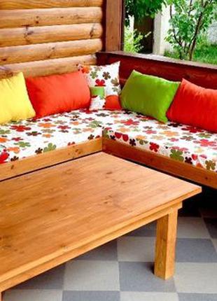 Подушки на стулья и кресла, диваны в стиле лофт мебель