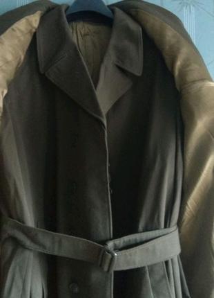 Демисезонные пальто офицера ВВС СССР
