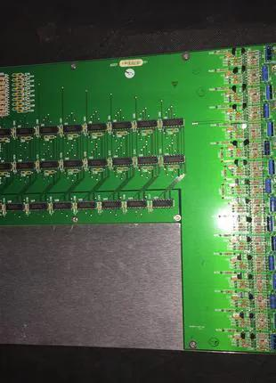 """""""Sensormatic"""" плата video switcher board Ruswitch"""