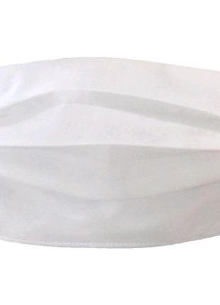Одноразовая трехслойная медицинская маска для лица, упаковка 30 ш