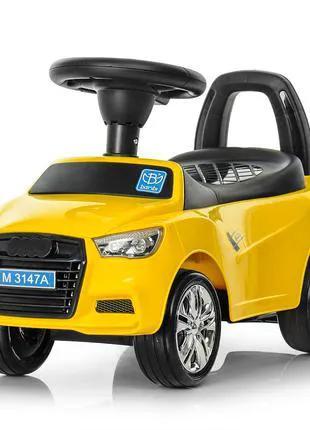 Каталка-толокар Audi  M 3147 A(MP3)-6