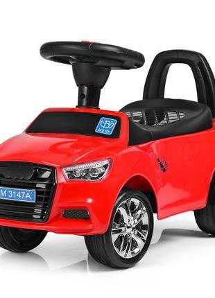 Каталка-толокар Audi  M 3147 A(MP3)-3