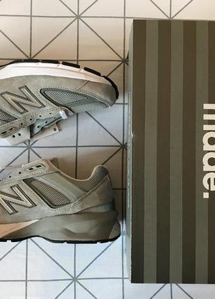 Кроссовки new balance 990 v5, us8, eu41, 26см