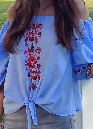 Блуза рубашка zara зара #розвантажуюсь