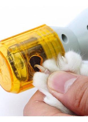 Триммер ноготочка для когтей животных Pedi Paws триммер для котов