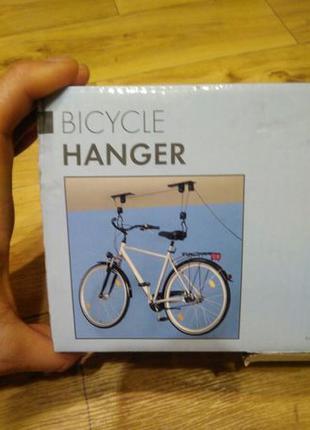 Два крепления для велосипеда настенное BBB и потолочное noname
