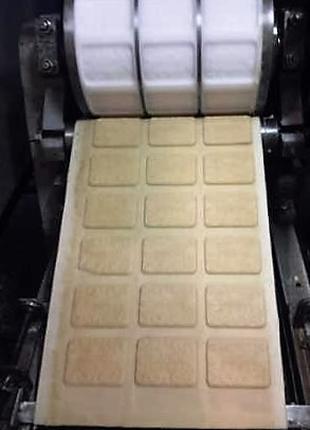 Конвейерные ленты к роторным машинам для форм. сахарного печенья