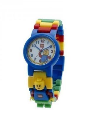Часы детские наручные lego classic