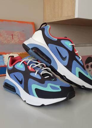 Кросовки Nike Air Max 200  | Original  |  45  |  AQ2568-401