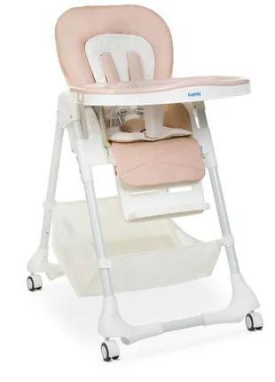 Детский стульчик для кормления M 3822 Beige