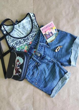 Женские джинсовые шорты river island