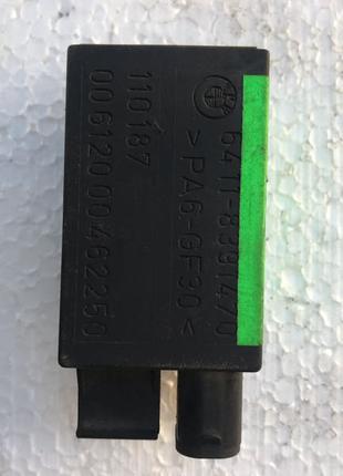 Датчик воздуха BMW X5 e53 (6411-8391470)