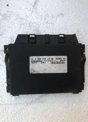 Блок управления АКПП Mercedes w210  (a0255451332)