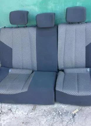 Б/у сиденье Renault Megane 2, Рено Меган 2, хетчбек,