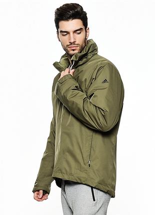 Куртка adidas wandertag pad jacket размер l (52-54) оригинал