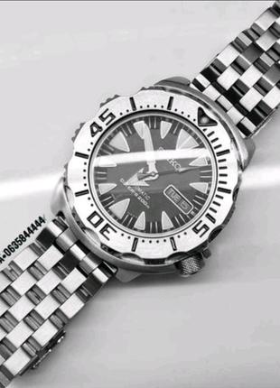"""Браслет для часов """"Инженер"""" , литой, для Seiko, Citizen, Амфибия"""