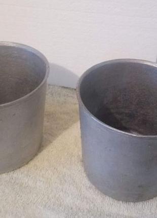 Алюминиевые формы для выпечки пасхи.