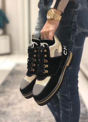 Женские ботинки весна/осень