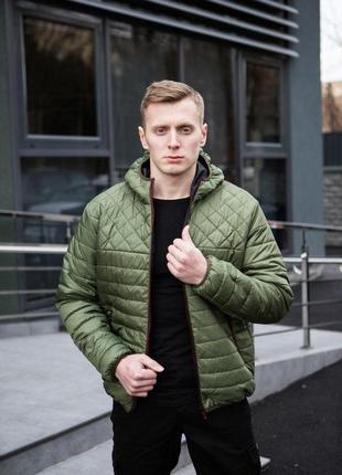 Базовая мужская весенняя куртка