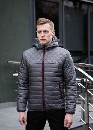 Базовая мужская весення курточка