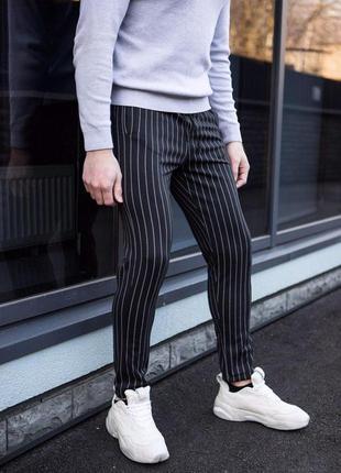 Мужские брюки классического стиля