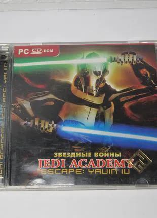 Диск с игрой для ПК | Star Wars Jedi Academy Escape Yavin IV