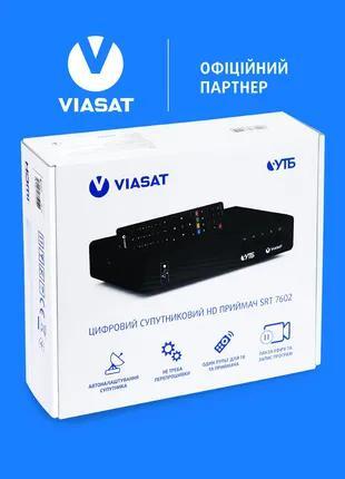 Продаж та всановлення систем супутникового ТБ.