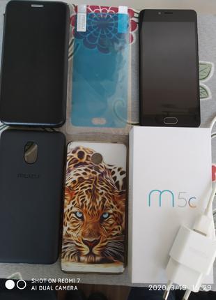 Телефон Meizu M5C