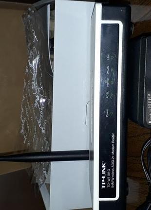 Модем TP-Link TD-W8101G