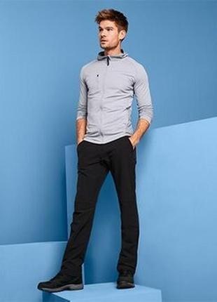 Удобные и стильные мужские штаны, брюки softshell от tсм tchib...