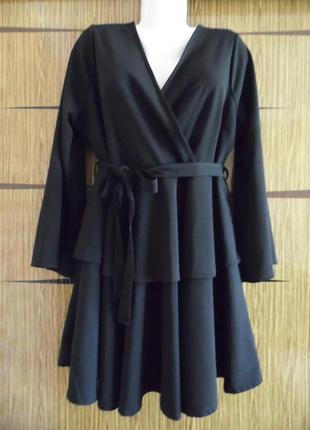 Платье батал новое yours размер 24(52) – идет на 56-58+