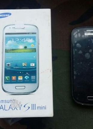 Samsung galaxy s 3 mini на запчасти\под ремонт