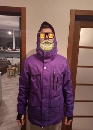 Сноуборд/горнолыжная куртка WARP