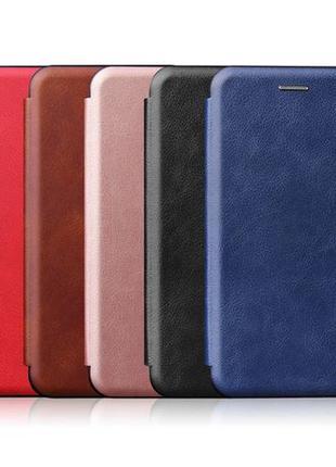 Чехол книжка для Samsung Galaxy S8 S9 S10 A6 A7 A750 A9 J6 J8 ...