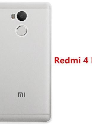 Чехол digi для Xiaomi Redmi 4 Pro 4 Prime + Защитное стекло